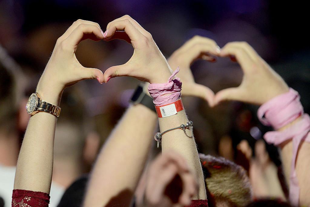 #OneLoveManchester