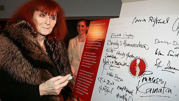 Соня Рикел почина на 86 години