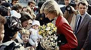 Писмо на принцеса Даяна от 1989 г. се продава на търг този месец