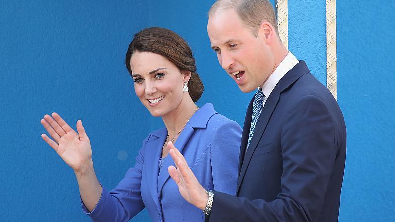 Кейт Мидълтън и принц Уилям споделиха видео в подкрепа на британските медици