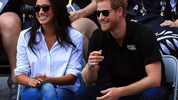 Принц Хари и Меган Маркъл се сгодиха