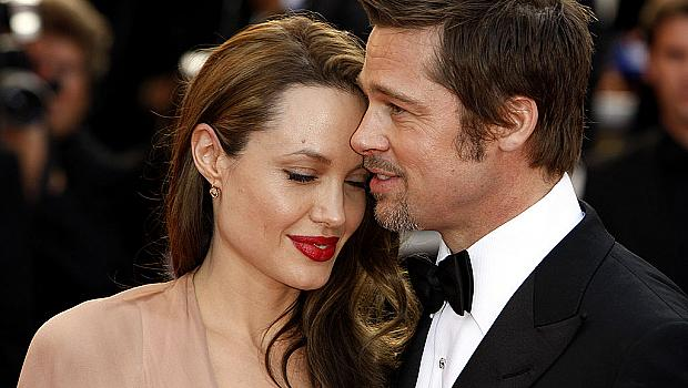 Анджелина Джоли и Брад Пит се сдобриха