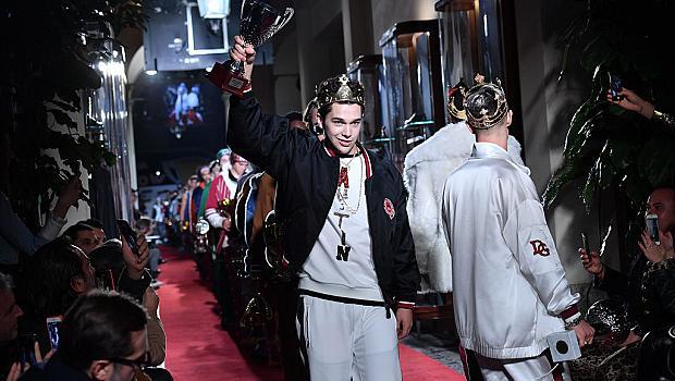Dolce&Gabbana изкара кралете на Интернет на модния подиум
