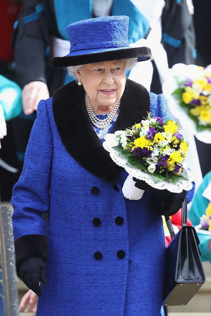 Кралицата е собственик на всички лебеди по река Темза, но също и на делфини, китове и есетрови риби във водите на Обединеното кралство.