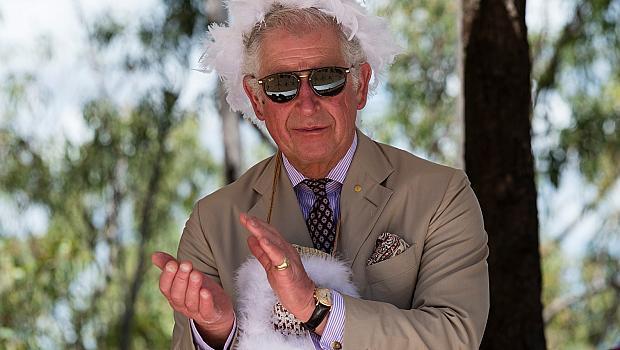 Принц Чарлз участва в създаването на колекция за Седмицата на модата в Лондон
