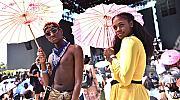 Coachella 2018: Най-интересните street style визии от втория уикенд