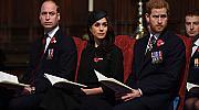 Ще присъстват ли Хари и Меган на погребението на принц Филип