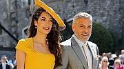 Джордж Клуни призна, че не е познавал Меган Маркъл и Хари преди сватбата