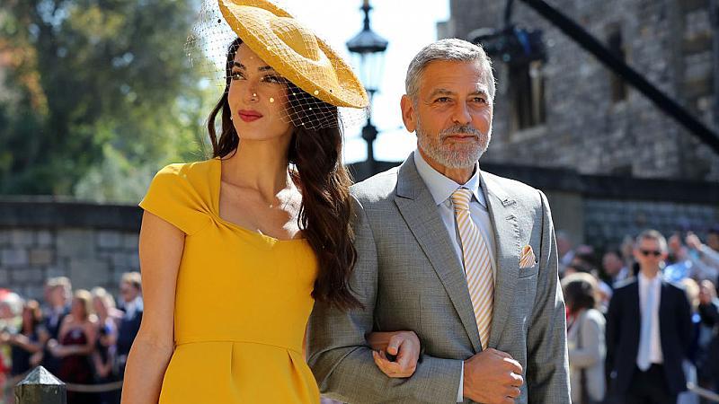 """Джордж Клуни за Меган Маркъл и принц Хари: """"Те ще са страхотни родители"""""""