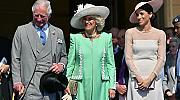 Принц Чарлз е измислил странен прякор за Меган Маркъл