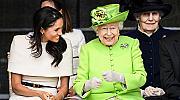 Какво се случило, когато Меган се срещнала за първи път с кралицата?