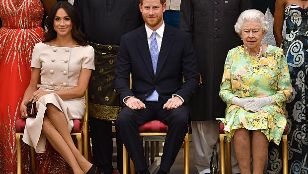 Елизабет II настоявала Хари и Меган да се преместят в Южна Африка