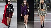 Дължина над коляното: 32 къси поли от модния подиум!
