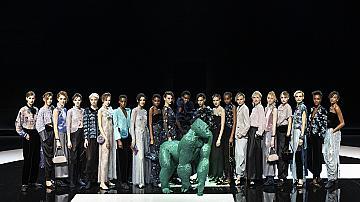 Giorgio Armani: Проектирах тази колекция с мисъл за по-добри времeна!