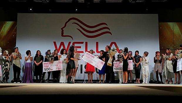 Бляскаво дефиле и ексклузивното шоу на Патрик Камерън закриха вторите годишни награди на Wella Professionals