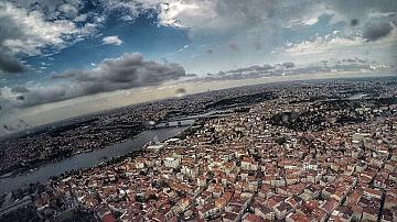 Истанбул отвисоко