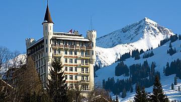 Гщаад, Швейцария