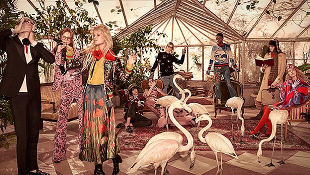 Свободата в модата е ексцентрична