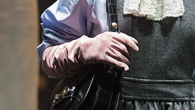 Ръкавиците са must have през снежната зима: 15 дизайнерски модела от подиума