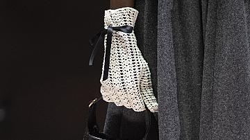 Плетените ръкавици: елегантно и топло решение за есента