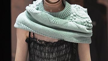 10 стилни начина, по които да носите любимия си шал