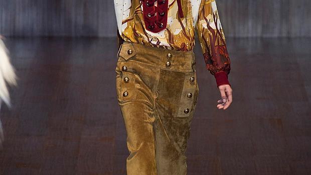 Милано: 70-те и лукс за пролет 2015