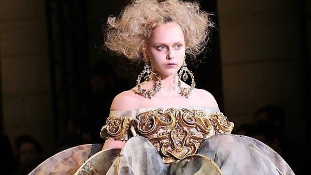Колекция висша мода пролет/лято 2017 на Гуо Пей