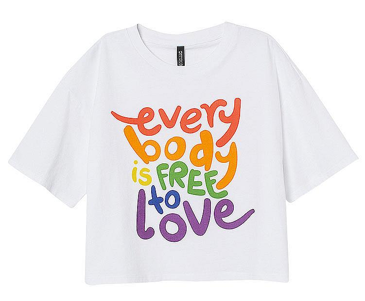 Love For All, H&M