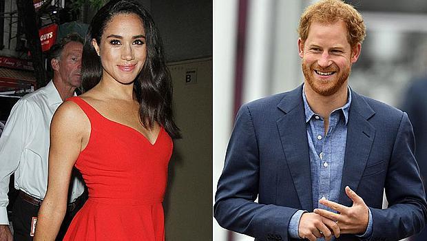 Потвърдено: Принц Хари е сгоден за Меган Маркъл
