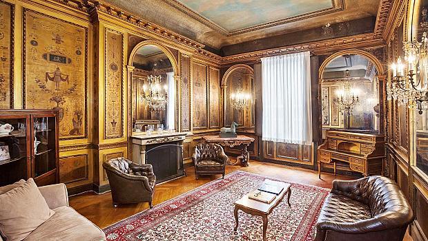 Продава се последното имение от Позлатената епоха на Манхатън