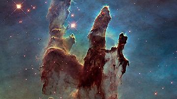 """Изображения от телескопа """"Хъбъл"""""""