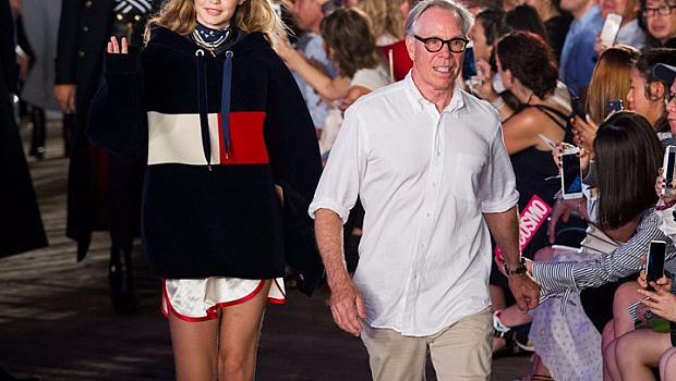 #TOMMYNOW по време на седмицата на модата в Ню Йорк