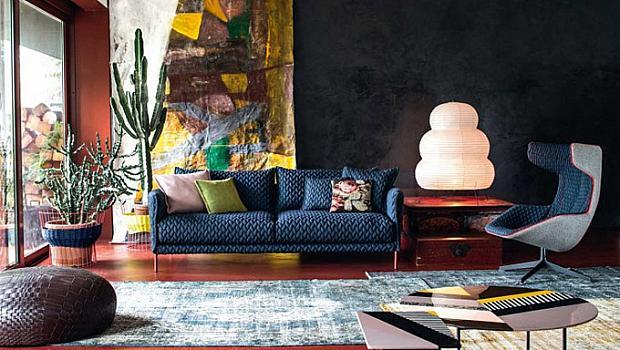 Креативният интериор в дома на един дизайнер