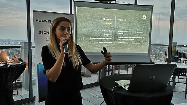 Huawei превзема пазара с иновативните модели Mate 20 и Mate 20 Pro