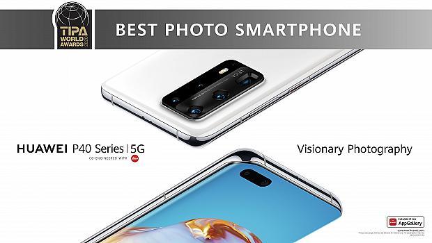 """ТIPA обяви P40 серията на Huawei за """"Най-добър фото смартфон"""" за 2020"""