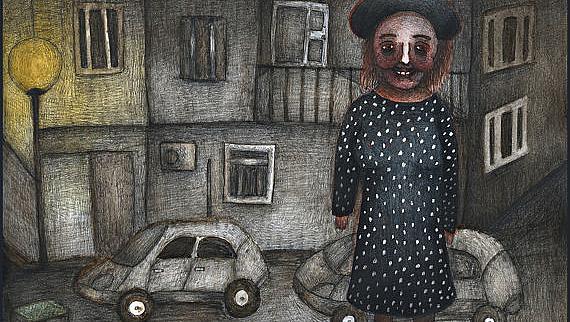 Изложба представя болката през очите на едно дете