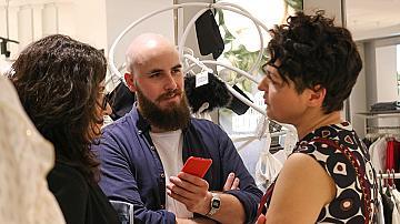 Откриване на The Fashion Lab с модно ревю