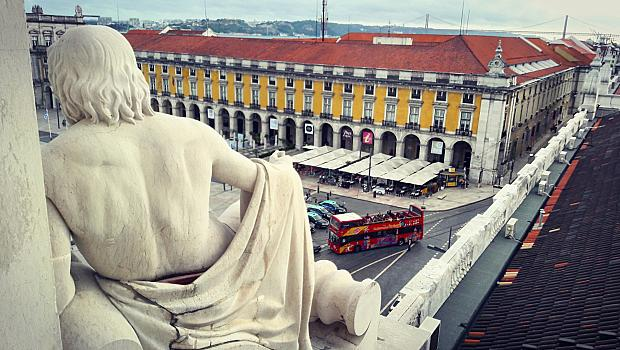 Къде да видите Лисабон от високо