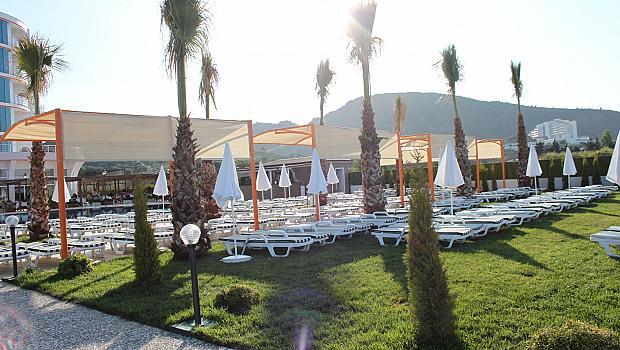 Хотел Notion Kesre Beach 4* в Йоздере