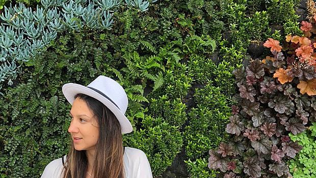 Дизайни на Ели Пиронкова красят цял Сан Франциско