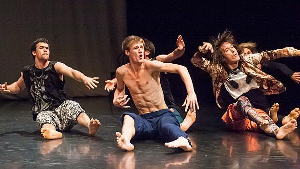 Как един танц може да изследва човешката природа?