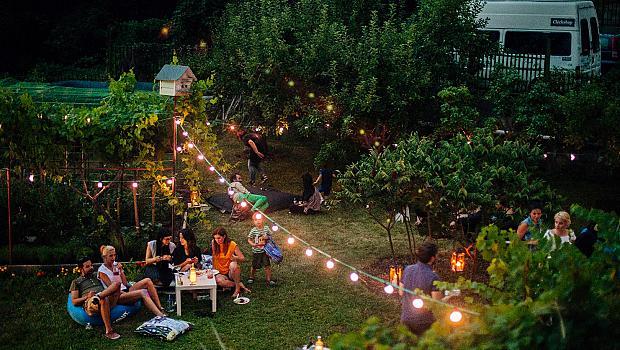 Имаме рецепта за перфектно градинско парти през август