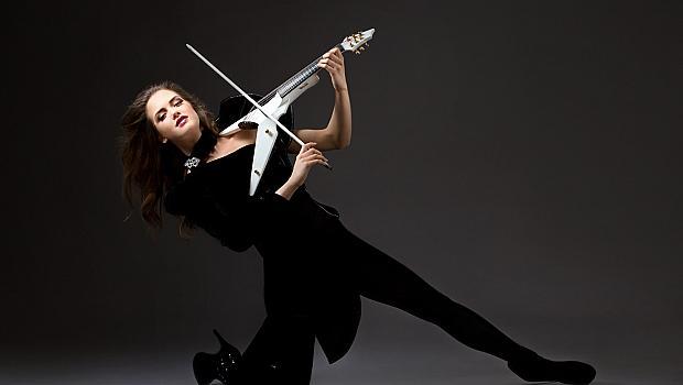 Абигейл Сталшмид - една от най-привлекателните цигуларки в света, няма търпение да се върне отново в България