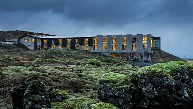 Хотел ION Luxury Adventure в Исландия