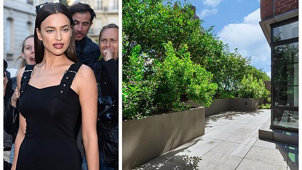 Ирина Шайк дава апартамента си под наем за 20 хиляди долара на месец