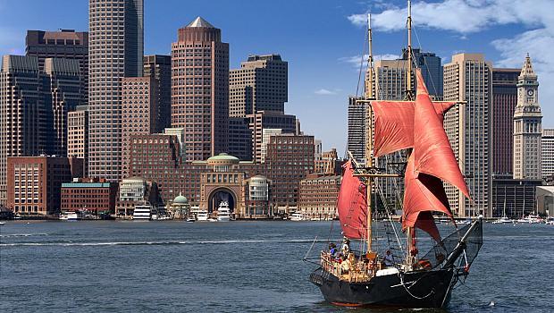 Един ден в Бостън със Стела Стойкова