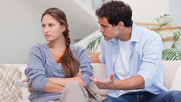5 грешки в отношението към мъжа