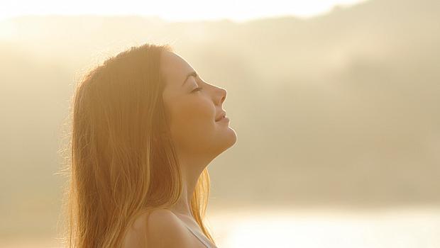 Как да дишате за плосък корем