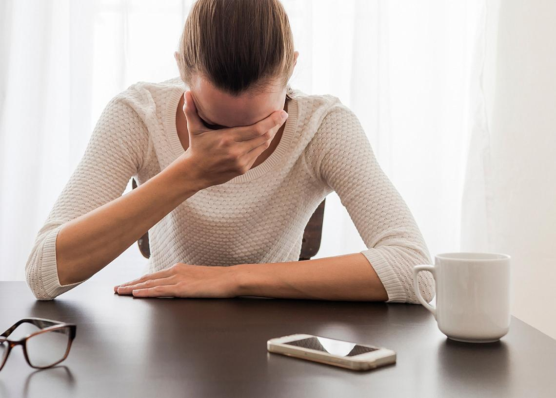 При любовно разочарование мозъкът реагира като при физическа болка.