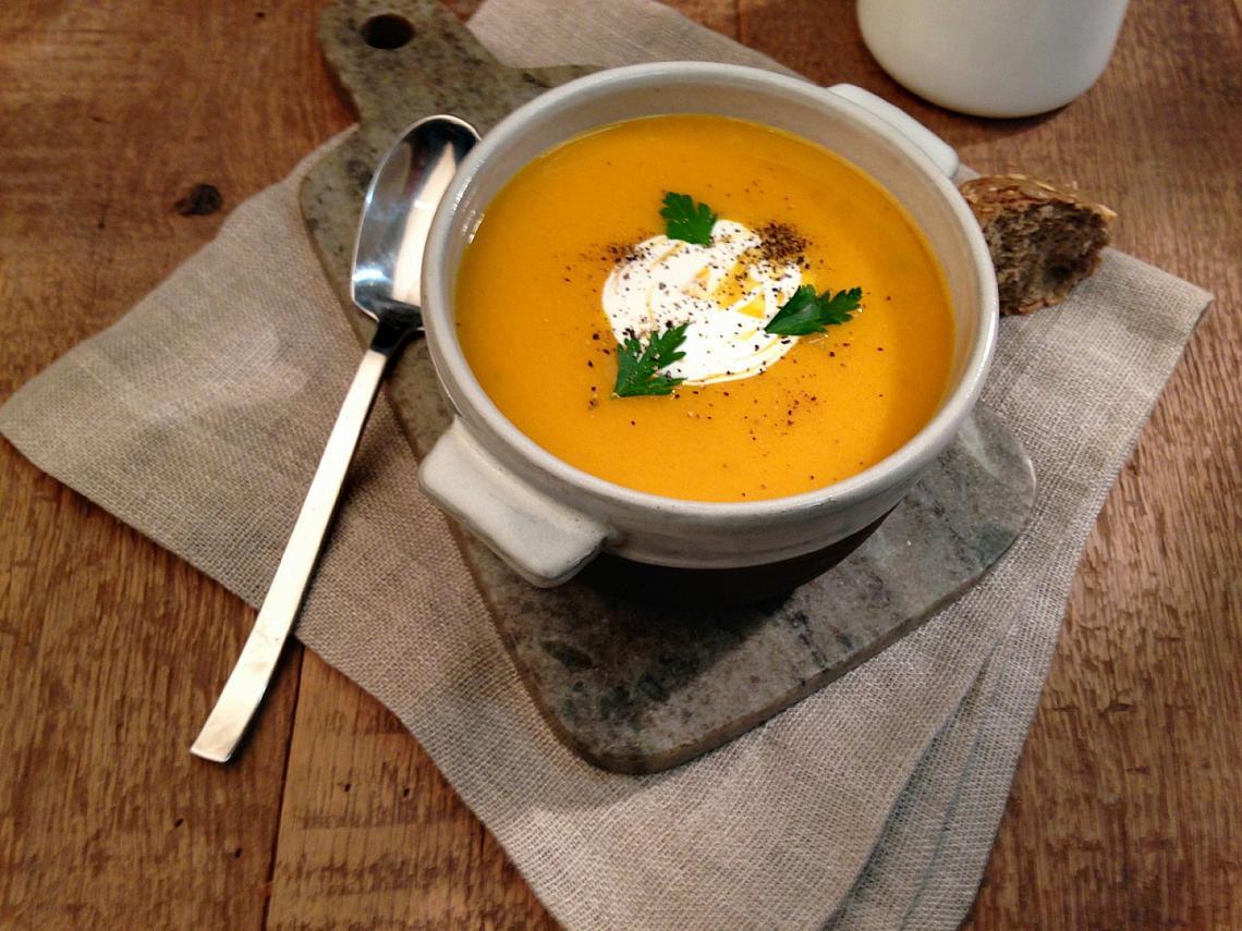 Френска зеленчукова супа - идеалният детокс